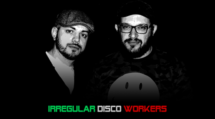 Irregular Disco Workers Tour Dates