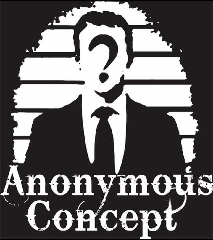 Anonymous Concept Tour Dates