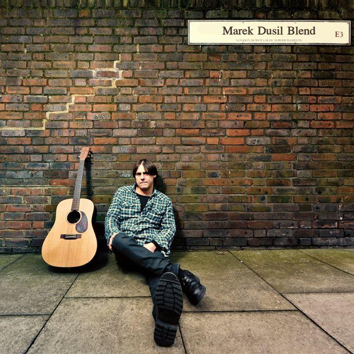 MAREK DUSIL BLEND Tour Dates