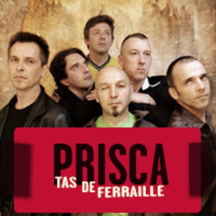 Prisca Officiel Tour Dates