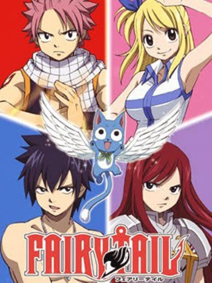 Fairy Tail Tour Dates
