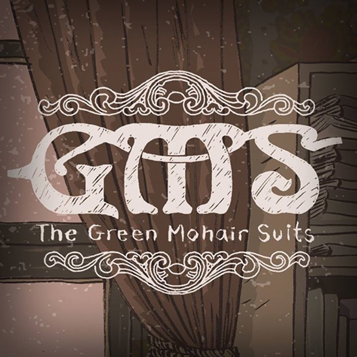 The Green Mohair Suits Tour Dates