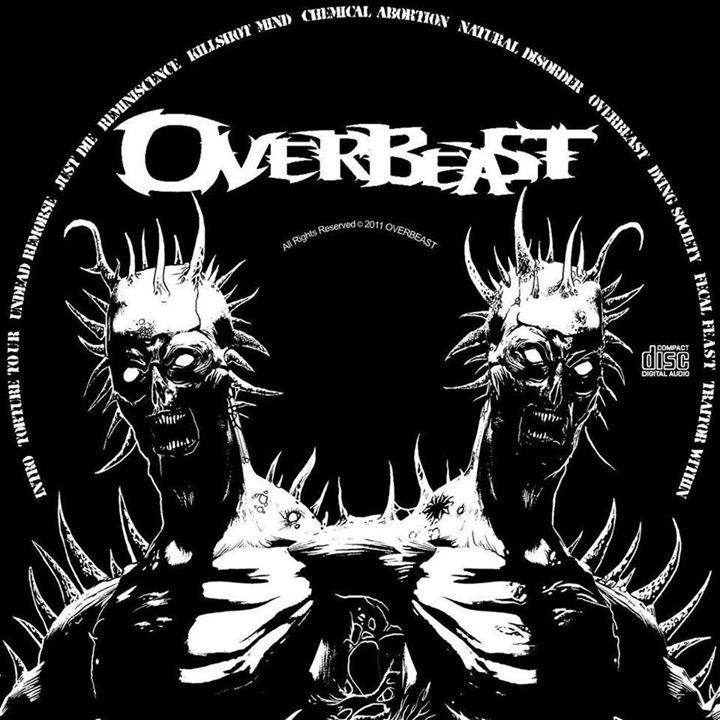 OVERBEAST Tour Dates