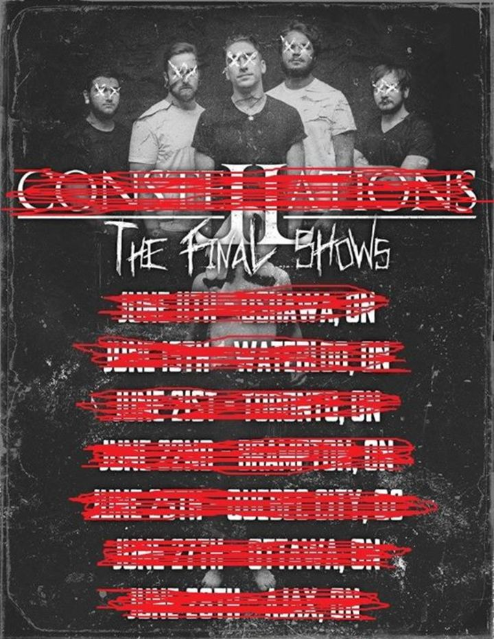 Constellations Tour Dates