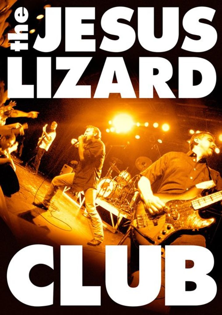 The Jesus Lizard Tour Dates
