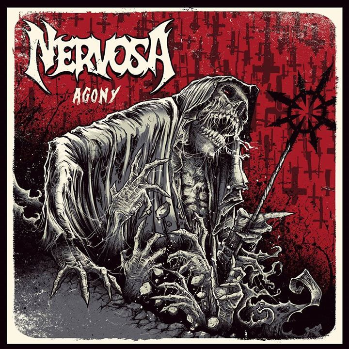 Nervosa Thrash Tour Dates