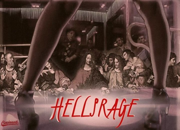 Hellsrage Tour Dates