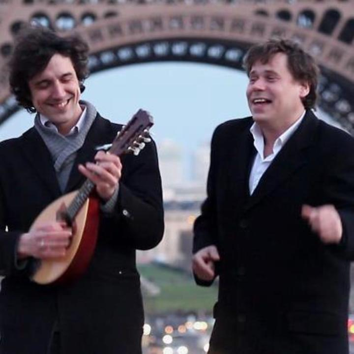 Christophe et Adrien Tour Dates