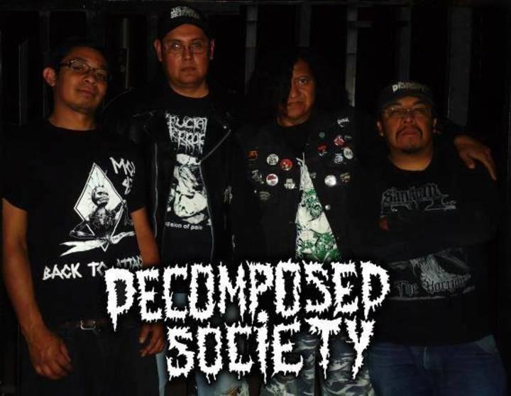 Decomposed Society Tour Dates