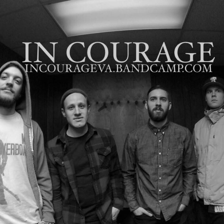 In Courage Tour Dates
