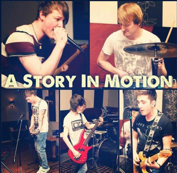 A Story In Motion Tour Dates