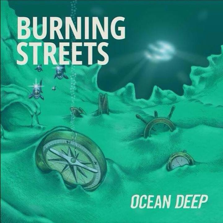Burning Streets Tour Dates