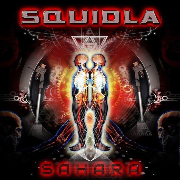 Squidla Tour Dates