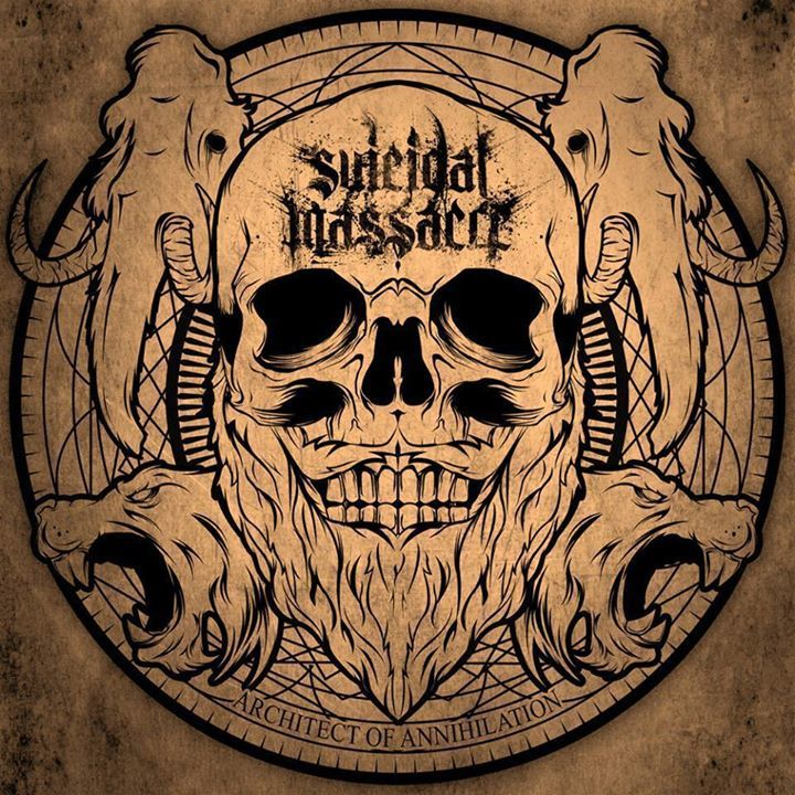 Suicidal Massacre Tour Dates