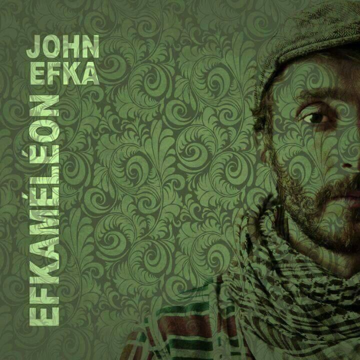 John Efka Tour Dates