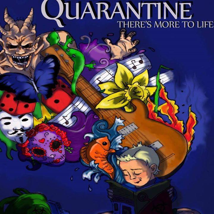 Quarantine UK Tour Dates