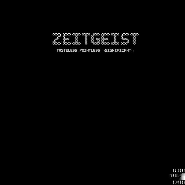 Zeitgeist (R.Cake) Tour Dates