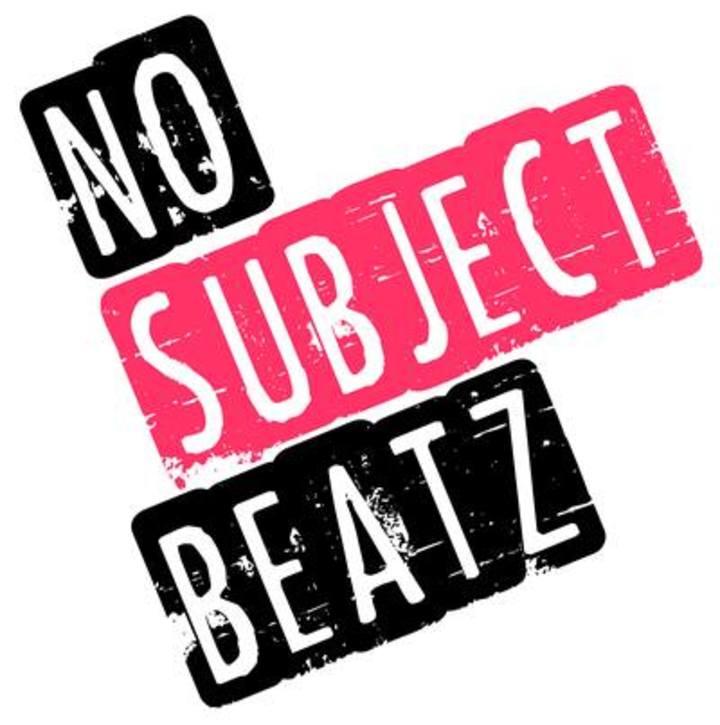 No Subject Beatz Tour Dates
