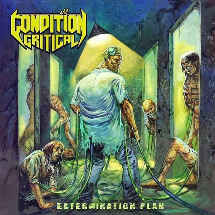 Condition Critical Tour Dates