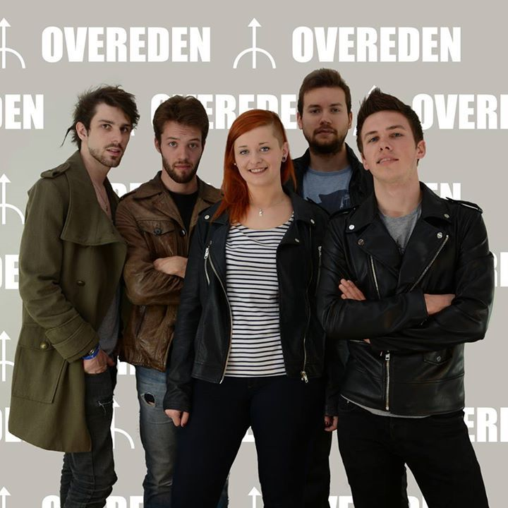 OverEden Tour Dates
