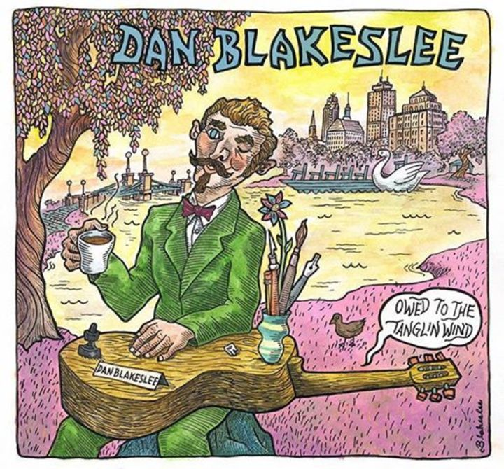 Dan Blakeslee and the Calabash Club Tour Dates