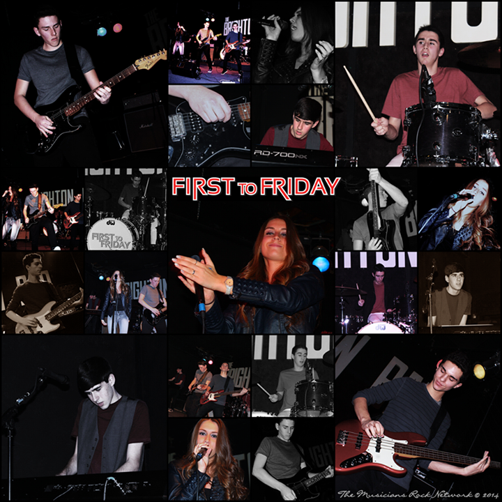 First To Friday Tour Dates