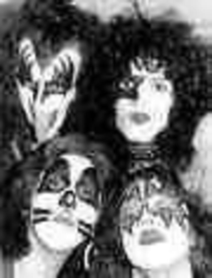 KISS-THE FACE BOOK Tour Dates