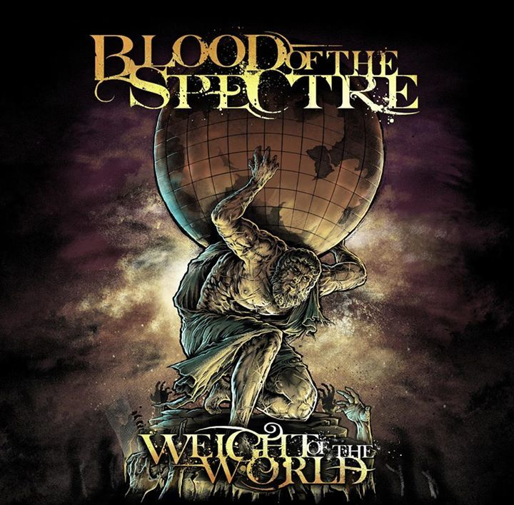Blood Of The Spectre Tour Dates
