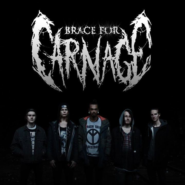 Brace For Carnage Tour Dates