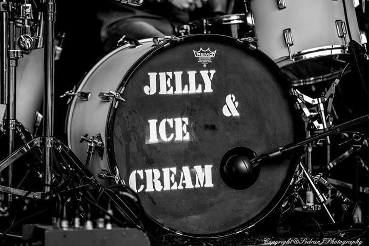 Jelly &  Ice Cream Tour Dates