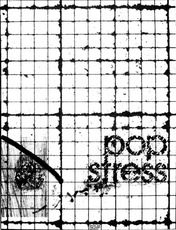 POP Stress Tour Dates