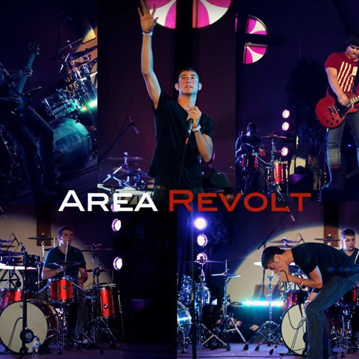 Area Revolt Tour Dates