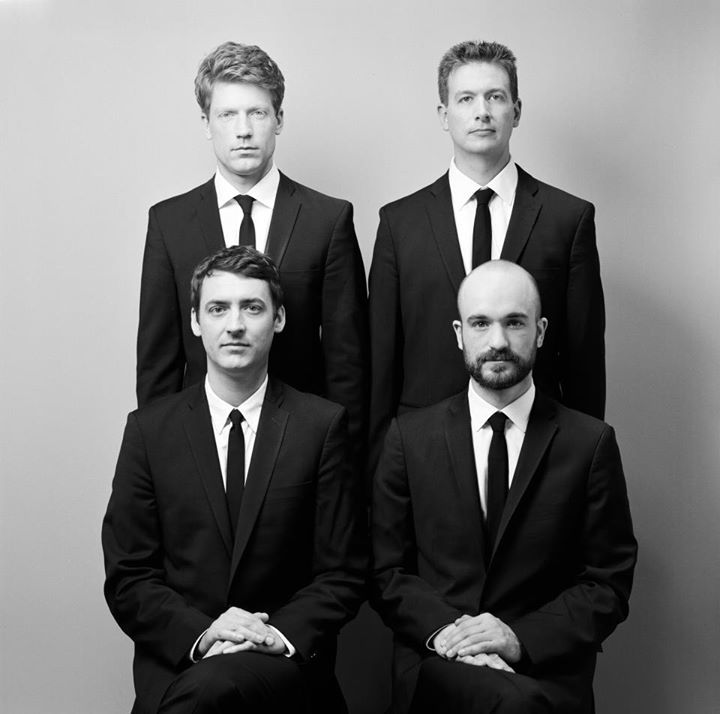 Calder Quartet Tour Dates