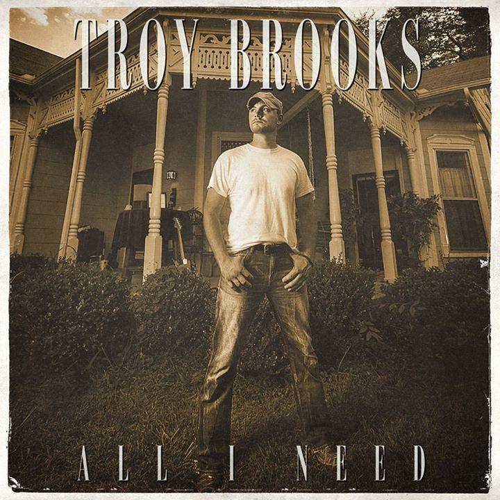 Troy Brooks Tour Dates