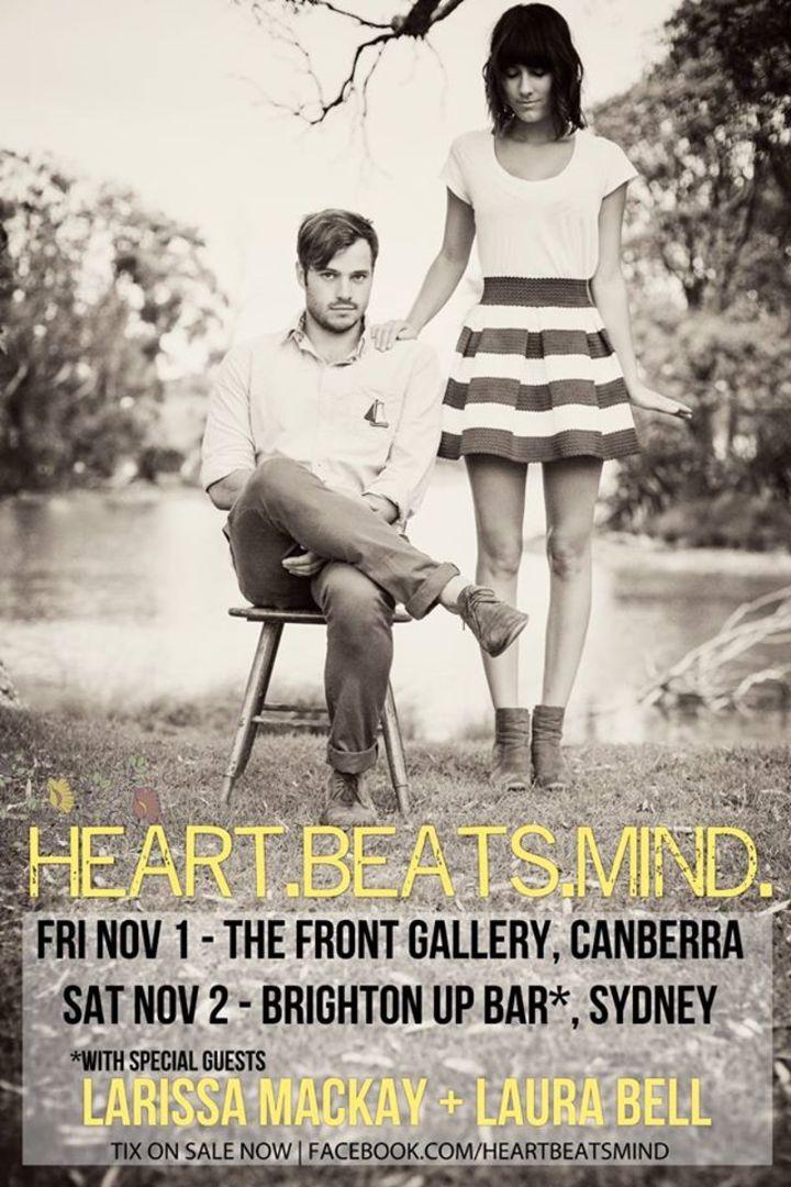 heart.beats.mind Tour Dates