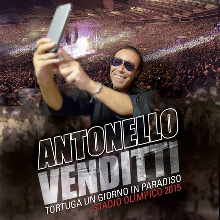 Antonello Venditti Tour Dates