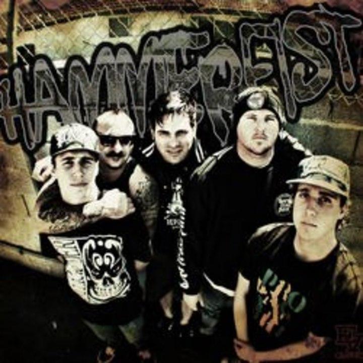 HammerFist Tour Dates
