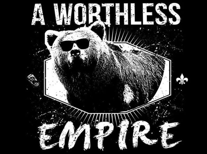 A Worthless Empire Tour Dates
