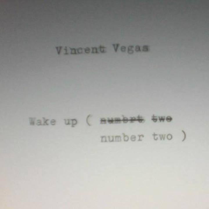 Vincent Vegas Tour Dates