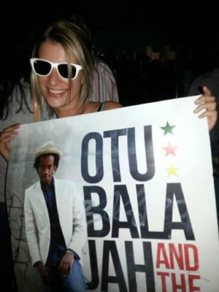 Otu Bala Jah Tour Dates