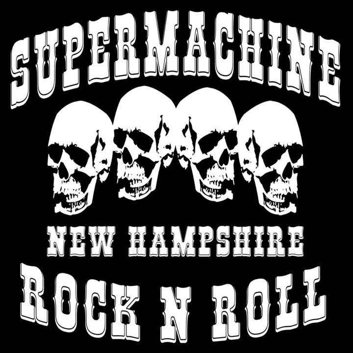 Supermachine Tour Dates