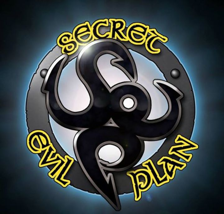Secret Evil Plan Tour Dates