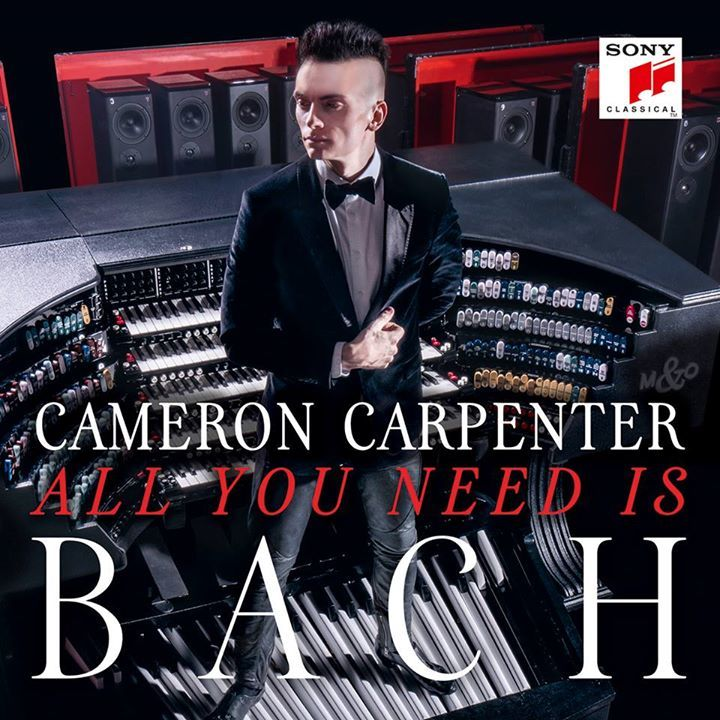 Cameron Carpenter @ UCLA Royce Hall ITO - Los Angeles, CA