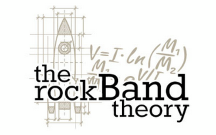 The Rock Band Theory Tour Dates