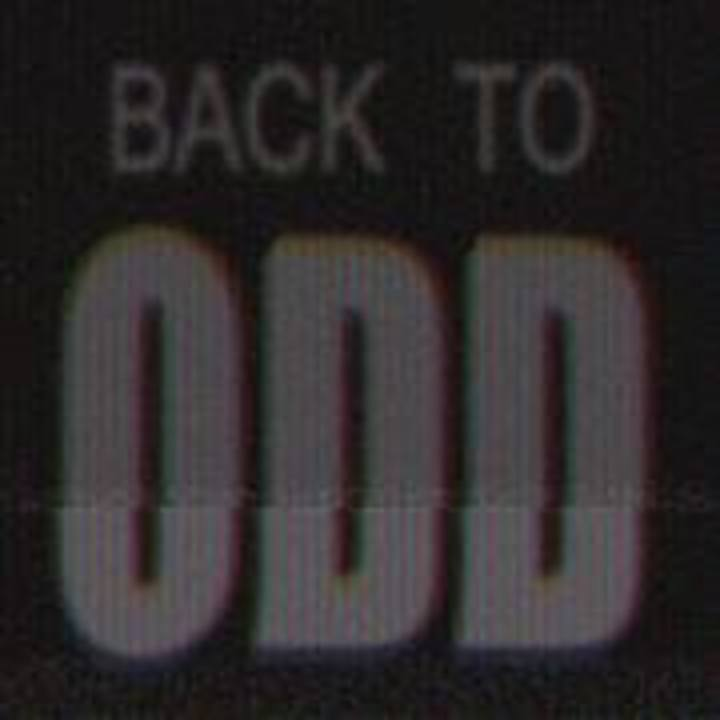 Back To Odd Tour Dates