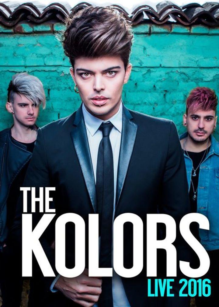 The Kolors Tour Dates