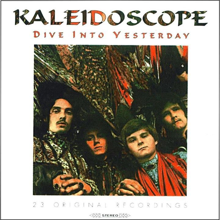 Kaleidoscope UK Tour Dates