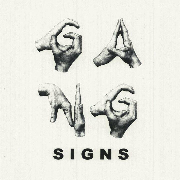 Gang Signs Tour Dates