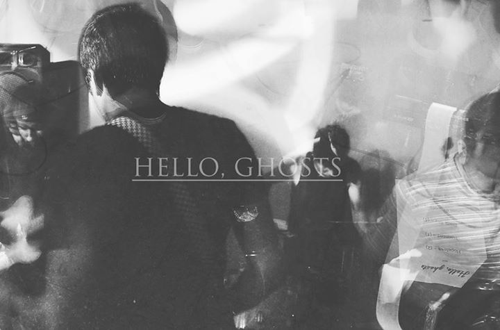 Hello, ghosts Tour Dates