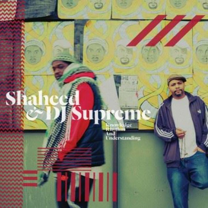 Shaheed and DJ Supreme Tour Dates